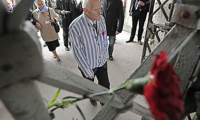 Gedenken zum 66. Jahrestag der KZ-Befreiung