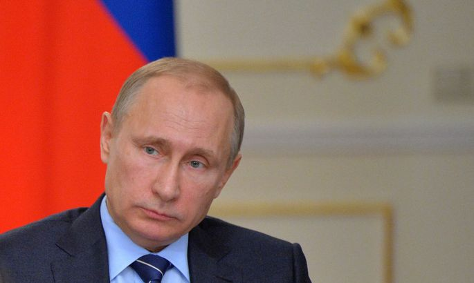 RUSSIA GOVERNMENT PUTIN MEETING