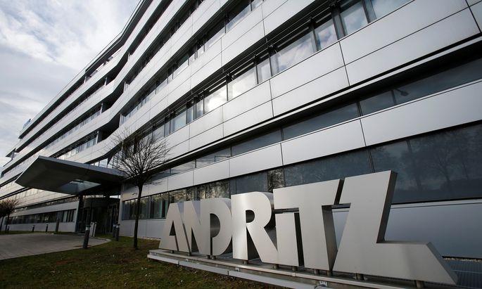 Die einst so erfolgreiche Hydro-Sparte macht Andritz nun Sorgen.