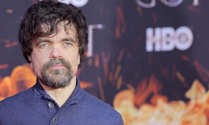Peter Dinklage arrives for the premiere of the final season of ´Game of Thrones´ at Radio City Music Hall in New York
