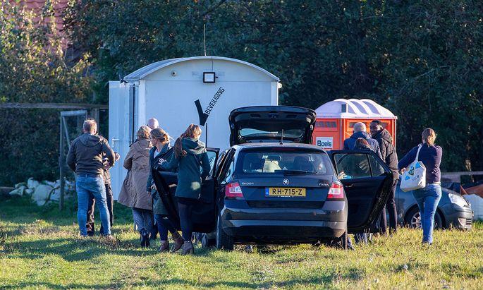Im Dorf Ruinerwold sollen zwei Männer sechs junge Menschen jahrelang festgehalten haben