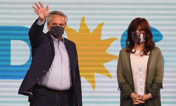 ARGENTINA-ELECTIONS-LEGISLATIVE-PRIMARY-AFTERMATH-FERNANDEZ