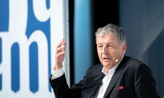 Medienmanager Gerhard Zeiler