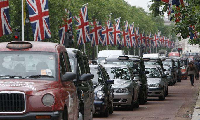Besitzer von Dieselautos müssen in London bald tiefer in die Tasche greifen.