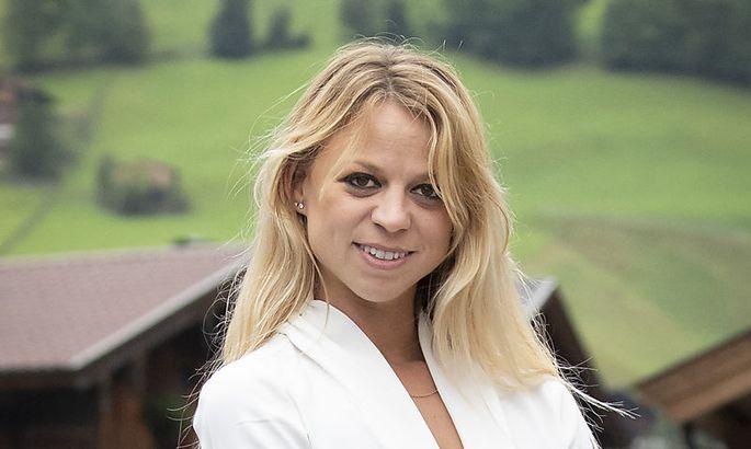 Odelia Torteman wirbt für Israel als Tech-Hub.