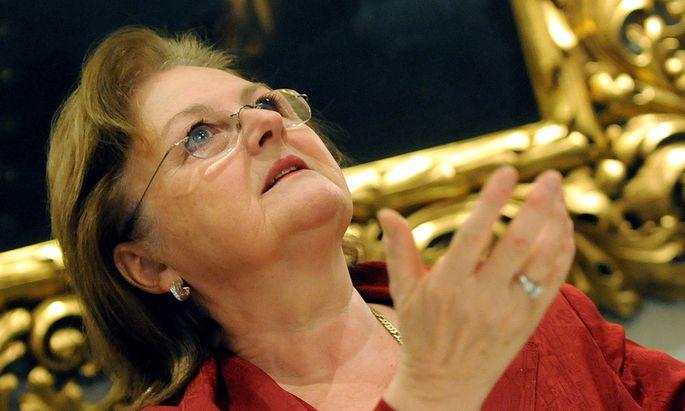 Edita Gruberova, Konzerthaus