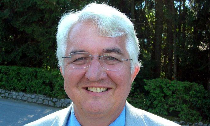 Die FPÖ dürfte den früheren Weltbank-Direktor Robert Holzmann als Nationalbank-Gouverneur nominieren