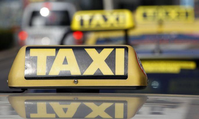 Die Strategie der Taxifahrer: Süßes für die Kunden, Saures für die Konkurrenz.