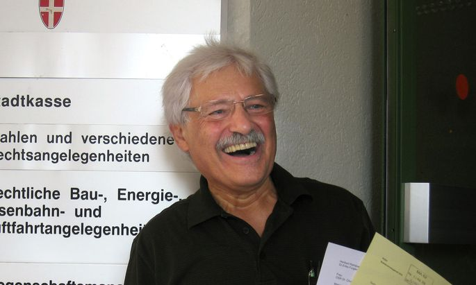 Heribert Rahdjian (Archivbild)