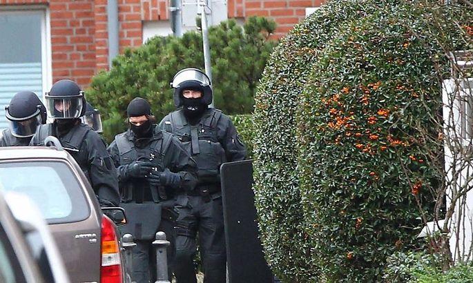 Bereits im November war es in Alsdorf zu einem Antiterroreinsatz gekommen