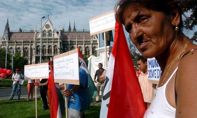 Roma vergessene Volk