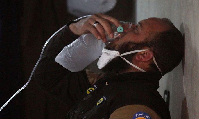 Nervengasangriff auf Khan Sheikhoun