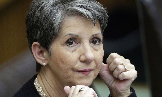 Barbara Prammer (SPÖ)