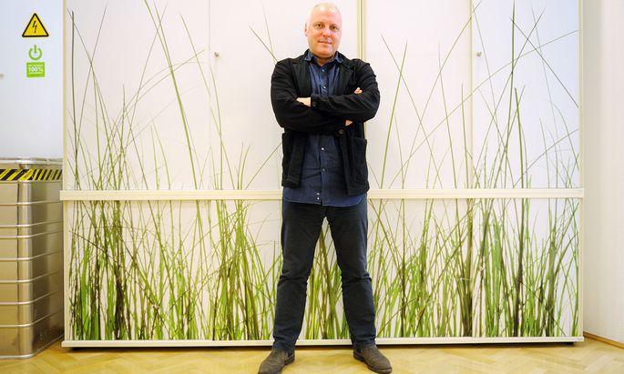 Ab März Generalsekretär: Stefan Wallner.