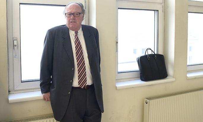 Mensdorff-Pouilly soll Augenzeuge des Vorfalls gewesen sein.
