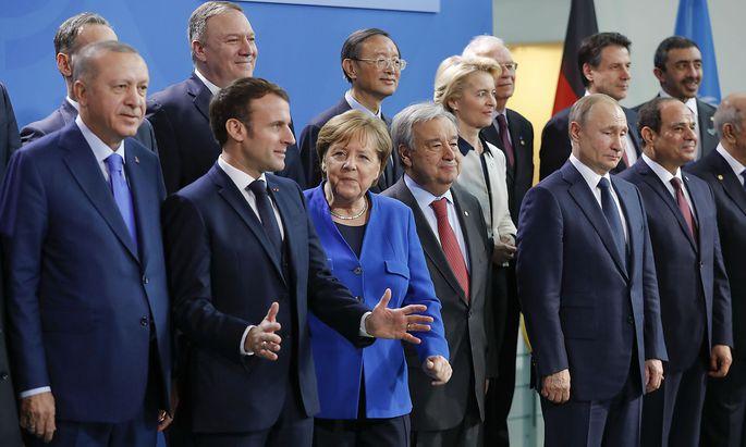 GERMANY-LIBYA-CONFLICT-SUMMIT