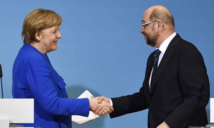 Die SPD-Linke stemmt sich mit aller Kraft gegen eine Neuauflage der Großen Koalition