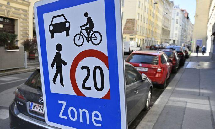 Die Ottakringer Hasnerstraße bleibt temporäre Begegnungszone.
