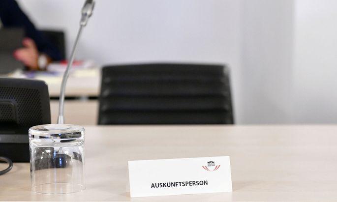 Falls Goess-Horten am 26. Mai der Ladung neuerlich ohne hinreichende Entschuldigung fernbleiben sollte, drohen die Fraktionen damit, sie vorführen zu lassen.