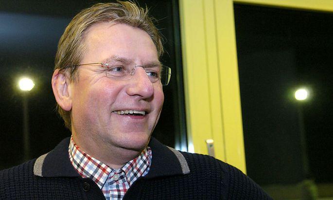 Landesschulratspräsident Fritz Enzenhofer
