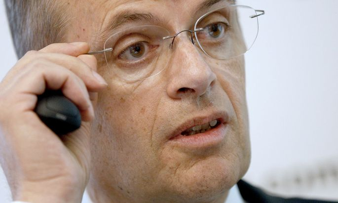 Andritz-Chef Wolfgang Leitner konnte Rekordumsätze vermelden.