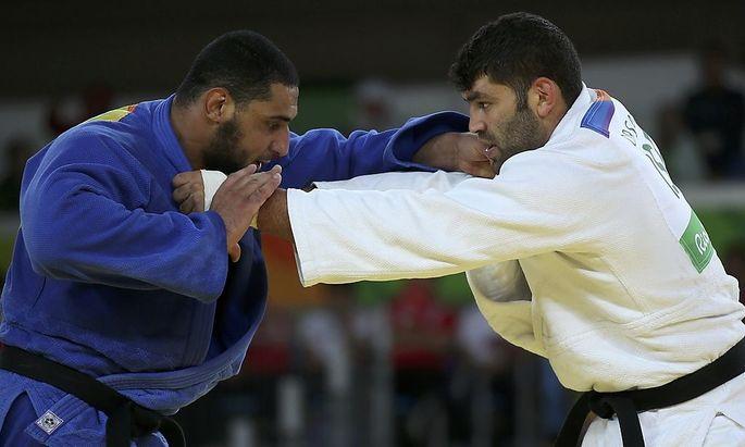 Islam El Shehaby gegen Or Sasson