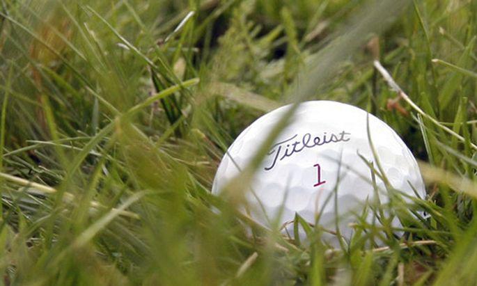 Farbe Golfspiel kommt