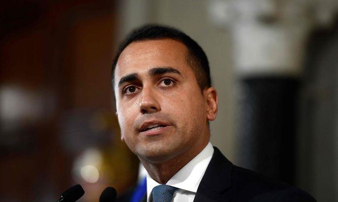 Luigi Di Maio ist Italiens neuer Außenminister.