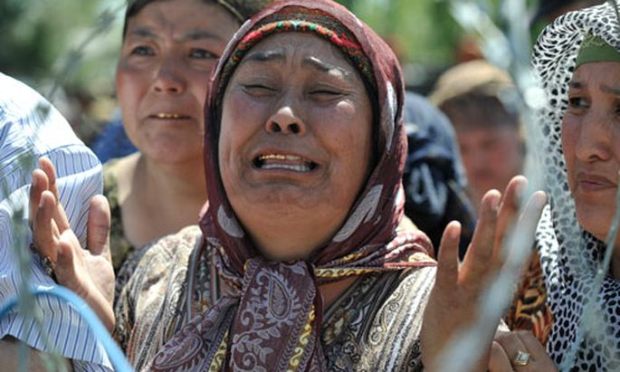 Kirgisistan-Krise: Usbeken sprechen von Völkermord