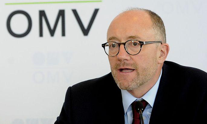PK OMV AG: GD GERHARD ROISS/DAVIES