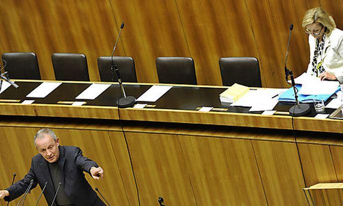 Terrorgesetz Gruene wollen Ausschuss