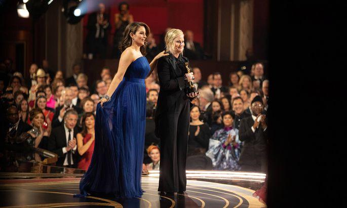 Tina Fey und Amy Poehler werden heuer nicht nebeneinander stehen.