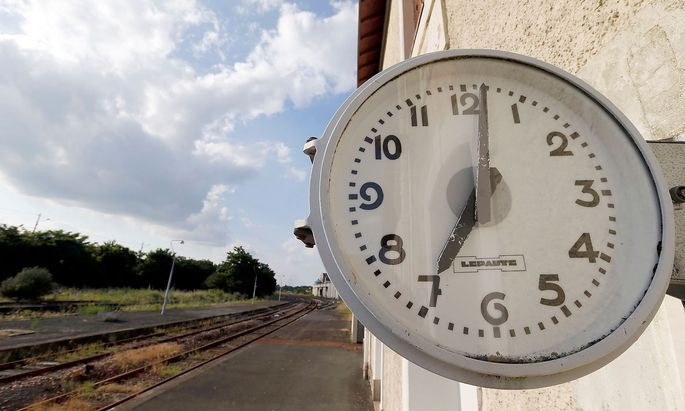 """Ist das Uhr """"vor- und zurückstellen"""" bald Vergangenheit?"""