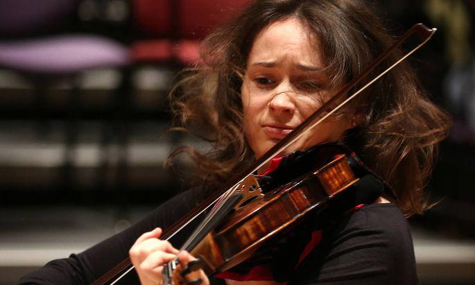 Patricia Kopatchinskaja (Archivbild).