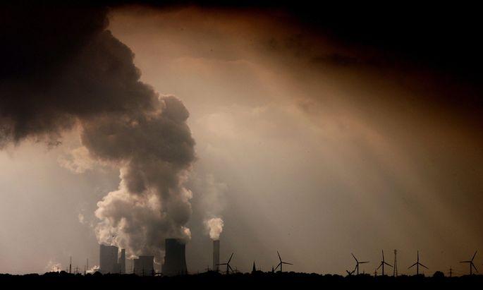 Klimapolitik, CO2, EU