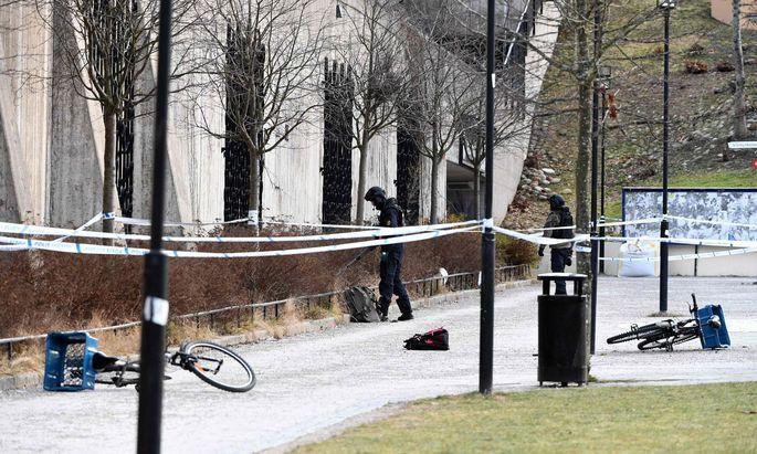 SWEDEN-EXPLOSION