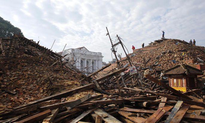 epaselect KATHMANDU EARTHQUAKE