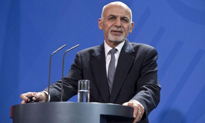 Die Wiederwahl von Aschraf Ghani wurde bestätigt.