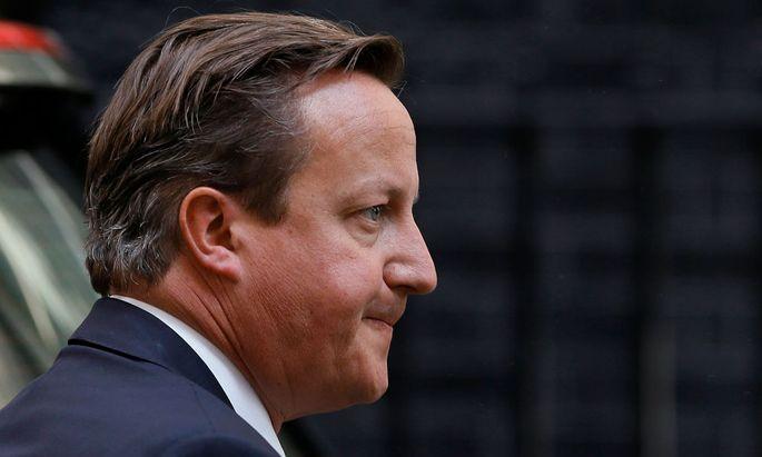 Militärschlag gegen Syrien: Cameron will warten