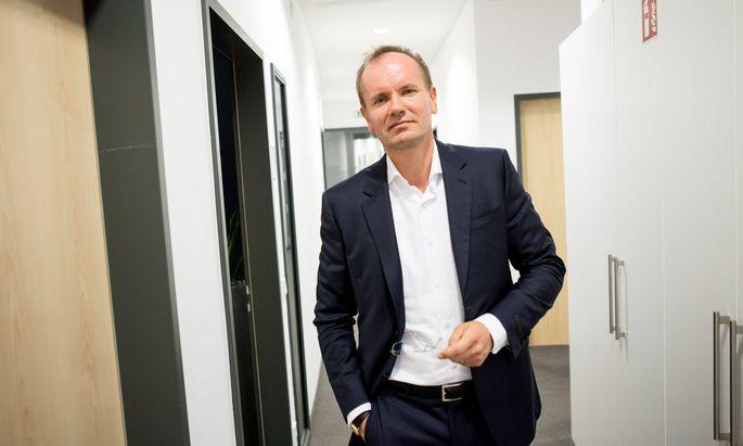 Wirecard-Chef Markus Braun stritt 2016 alle Vorwürfe des Zatarra-Berichts ab.