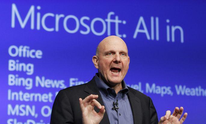 Microsoft half beim Ausspaehen