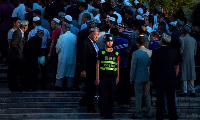 Die chinesische Führung geht verstärkt gegen Muslime vor.