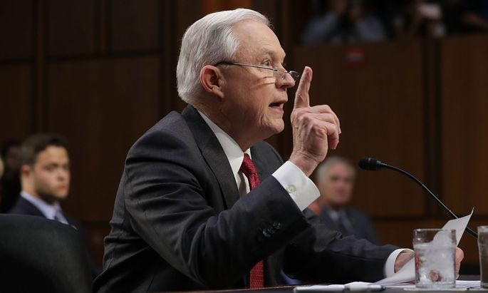 US-ATTORNEY-GENERAL-JEFF-SESSIONS-TESTIFIES-BEFORE-SENATE-INTELL