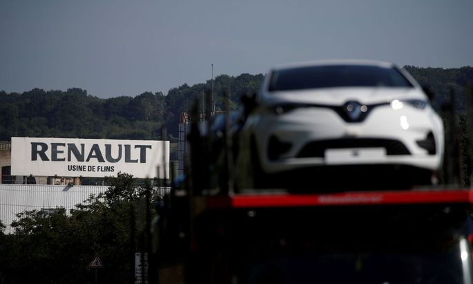 Renault plant einen großen Umbau des Unternehmens