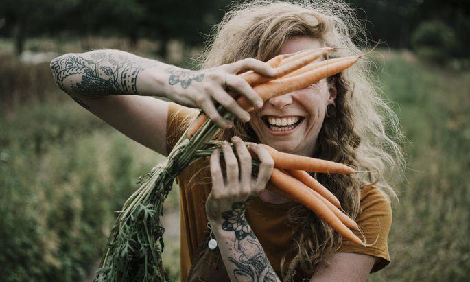 Frisches, vielfältiges Gemüse wird inzwischen von Marktgärtnerinnen und Marktgärtnern im ganzen Land produziert.