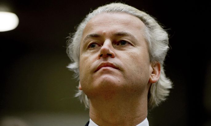 Wilders Raus Euro