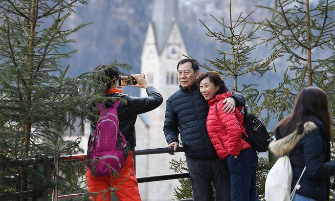 Hallstatt Struggles To Manage Tourist Masses