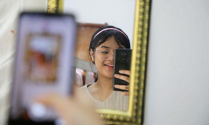Bei Teenagern auf der ganzen Welt ist Tiktok eine beliebte Plattform.