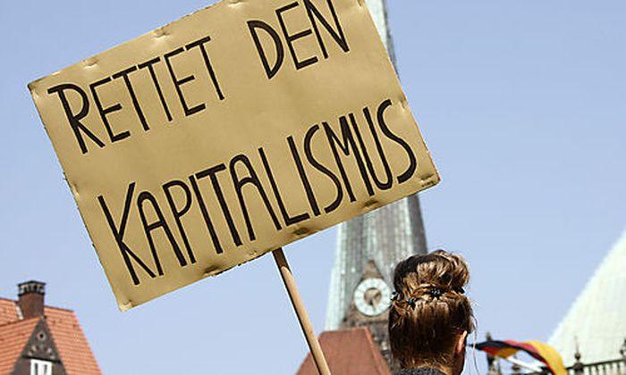 Symbolbild Kapitalismus