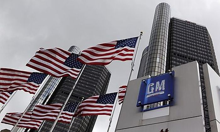 Themenbild: General Motors